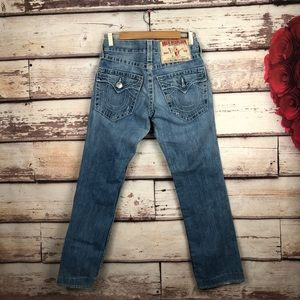 True Religion billy big t men's denim jeans 29 w